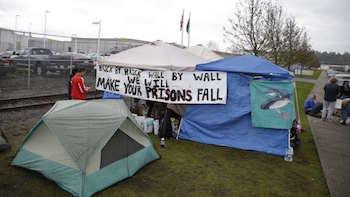 ABD'de açlık grevleri