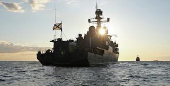 Baltık Denizi'nde emperyalist gerilim