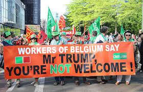 NATO zirvesi protestolarla bitti