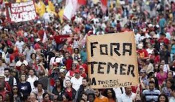 Brezilya'da protestolar devam ediyor
