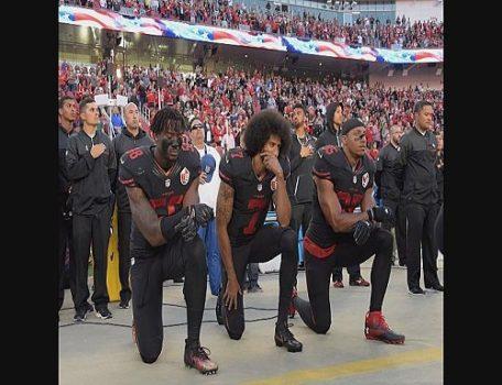 ABD'de sporculardan ırkçılığa karşı tavır