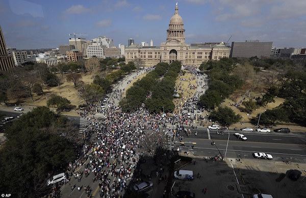 women march 4