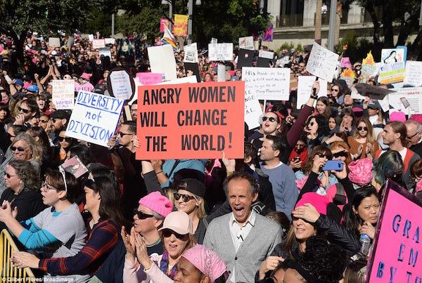 women march 7