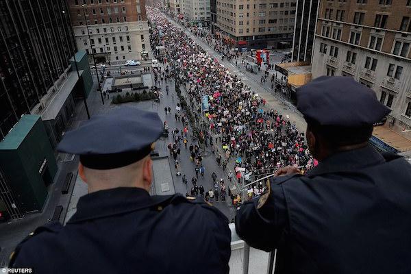 women march 1