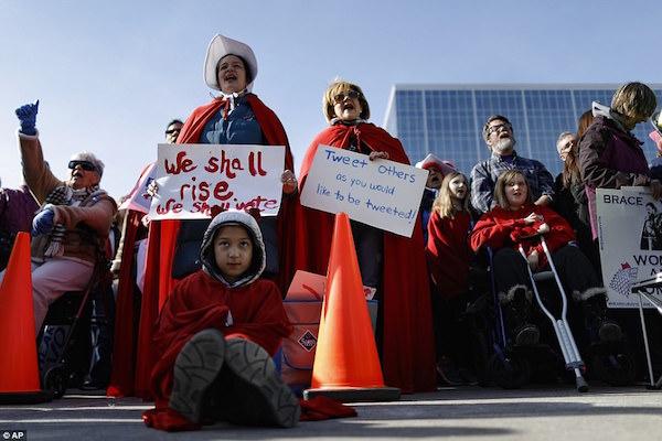 women march 8