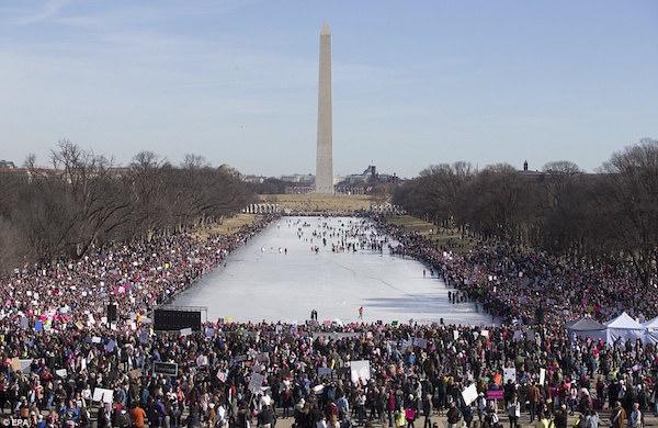women march 6